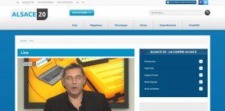 TV Alsace 20 en direct